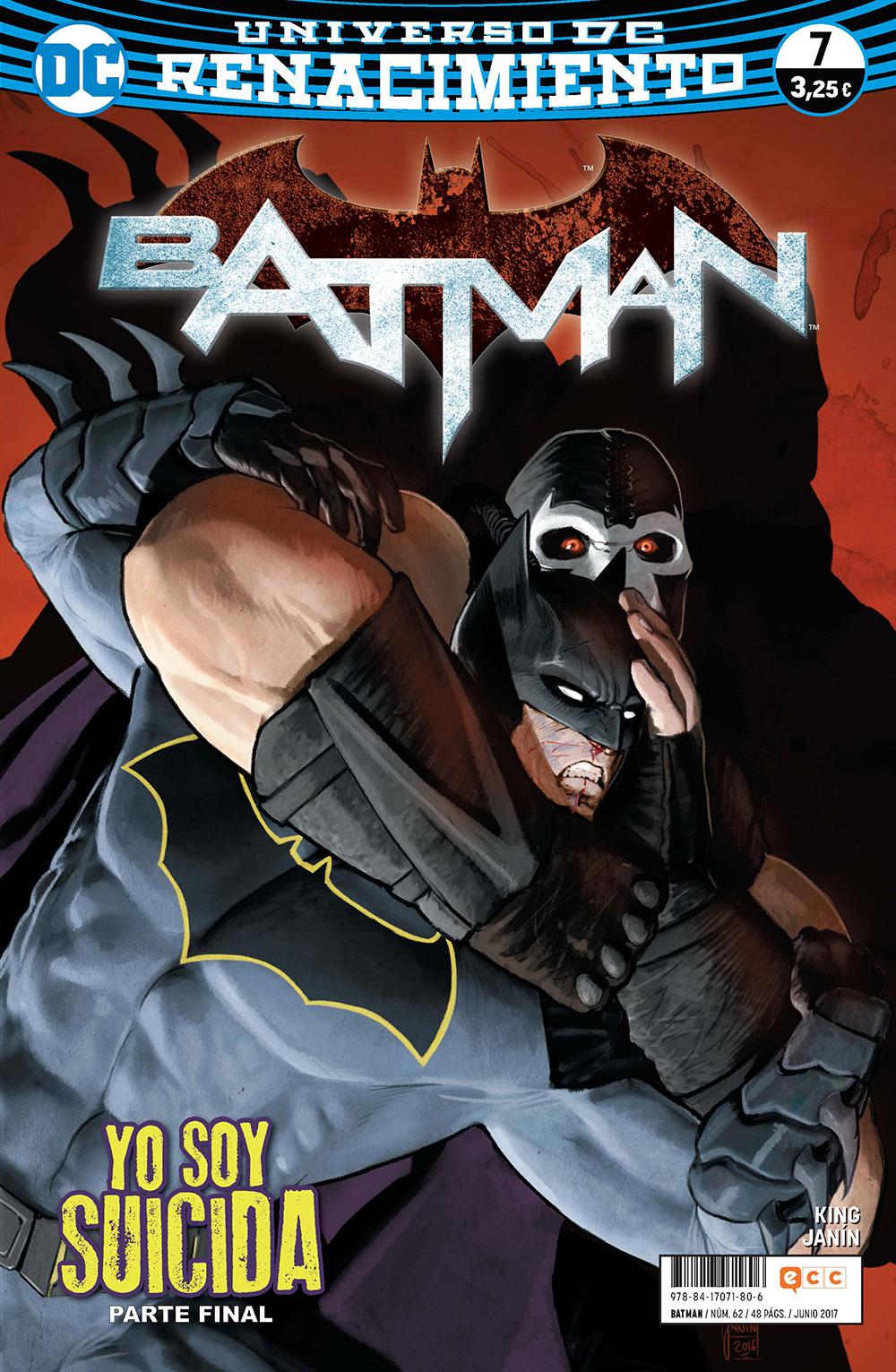 Batman núm. 62/7 (Renacimiento)