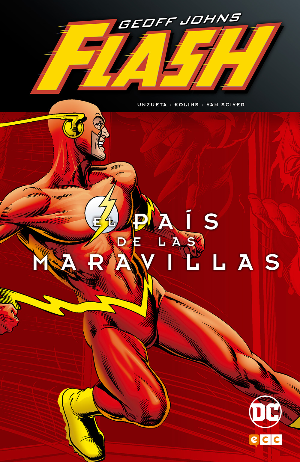 Flash de Geoff Johns 3: El país de las maravillas