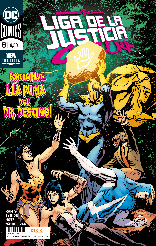Liga de la Justicia Oscura vol. 2, núm. 08