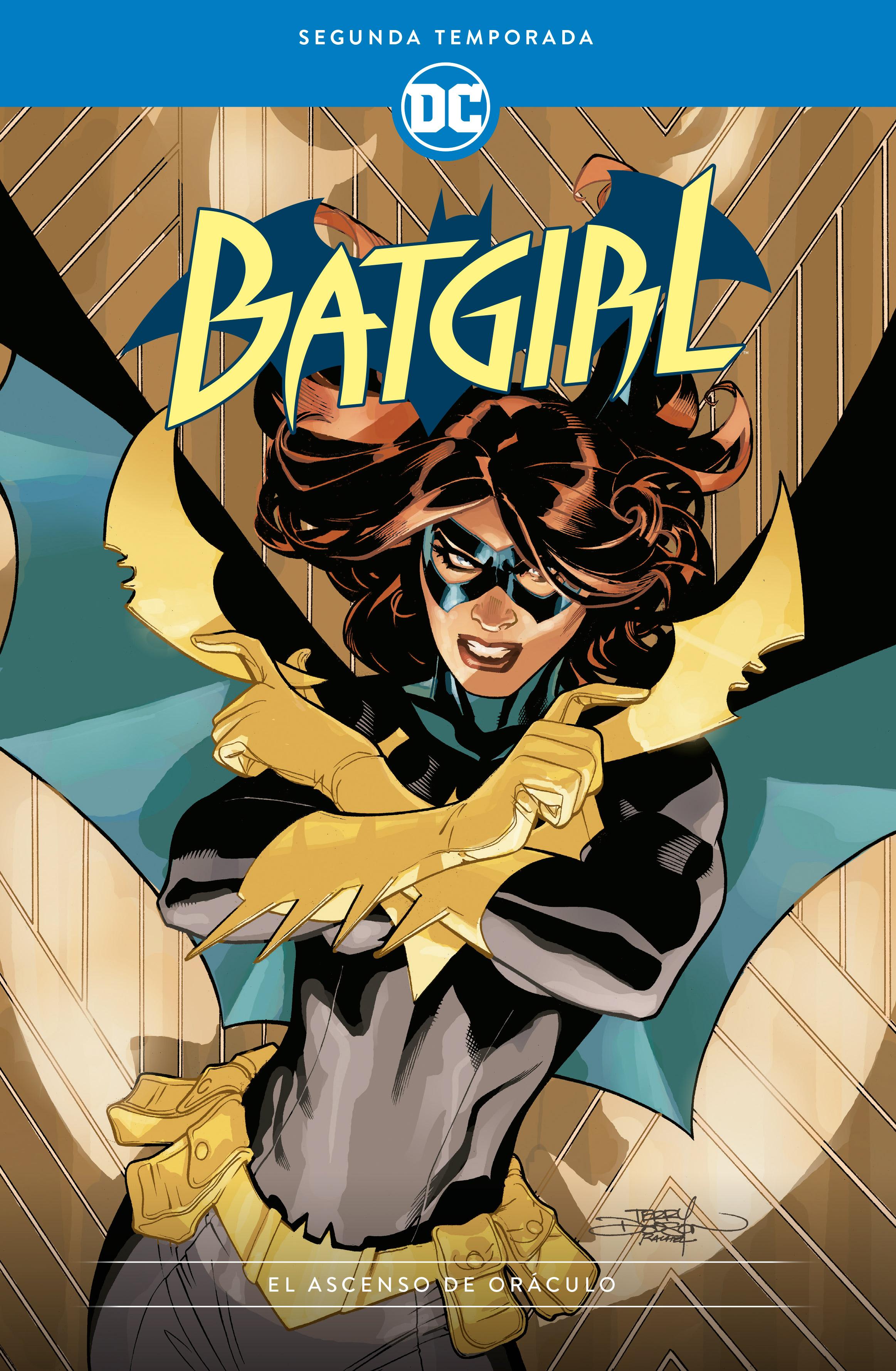 Batgirl - Segunda temporada: El ascenso de Oráculo