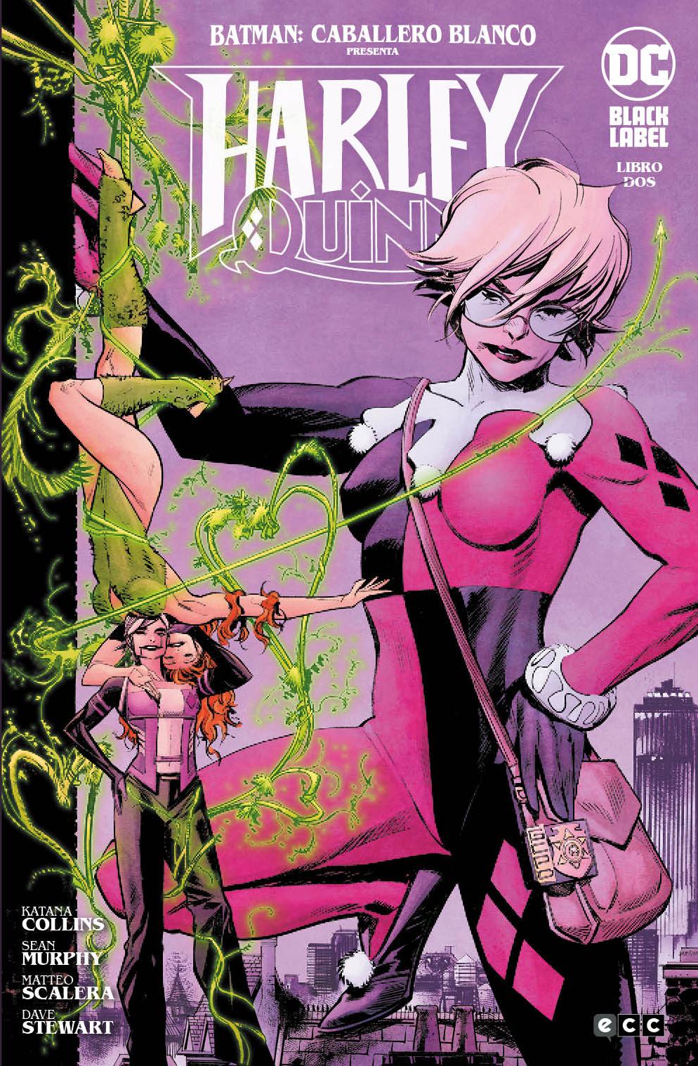 Batman: Caballero Blanco presenta - Harley Quinn núm. 02 de 6