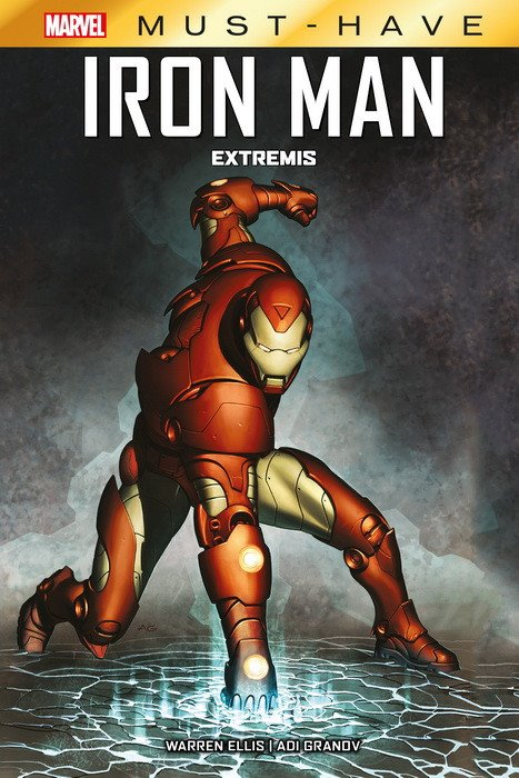 MARVEL MUST HAVE IRON MAN EXTREMIS MARVEL MUST HAVE