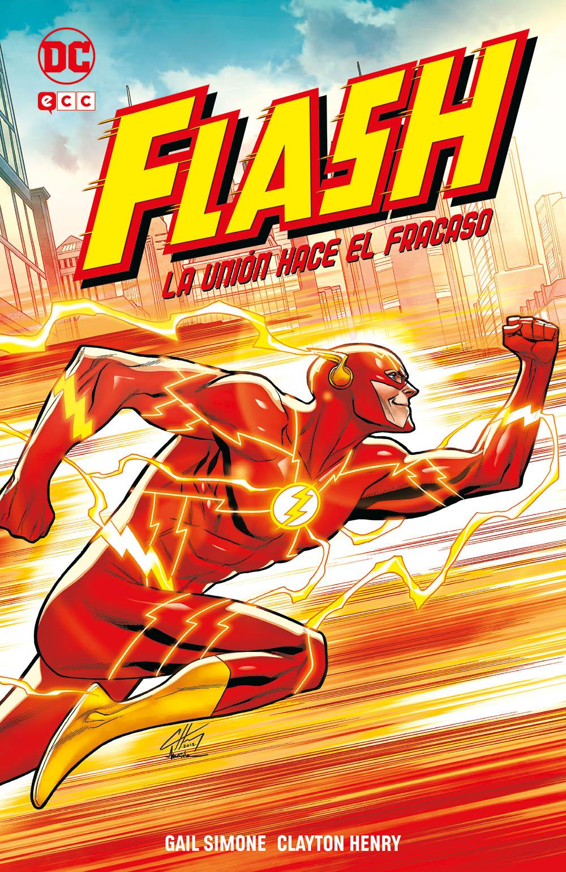 Flash: La unión hace el fracaso