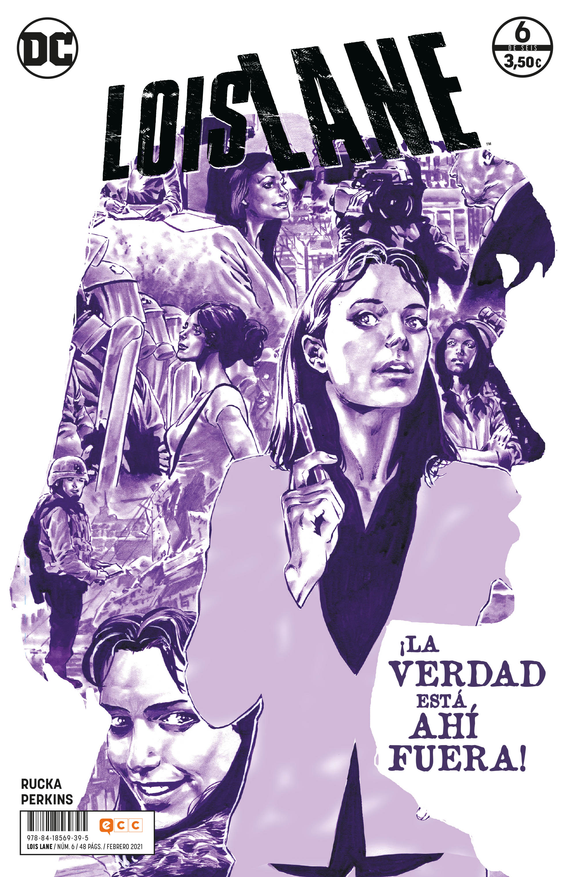 Lois Lane núm. 6 de 6