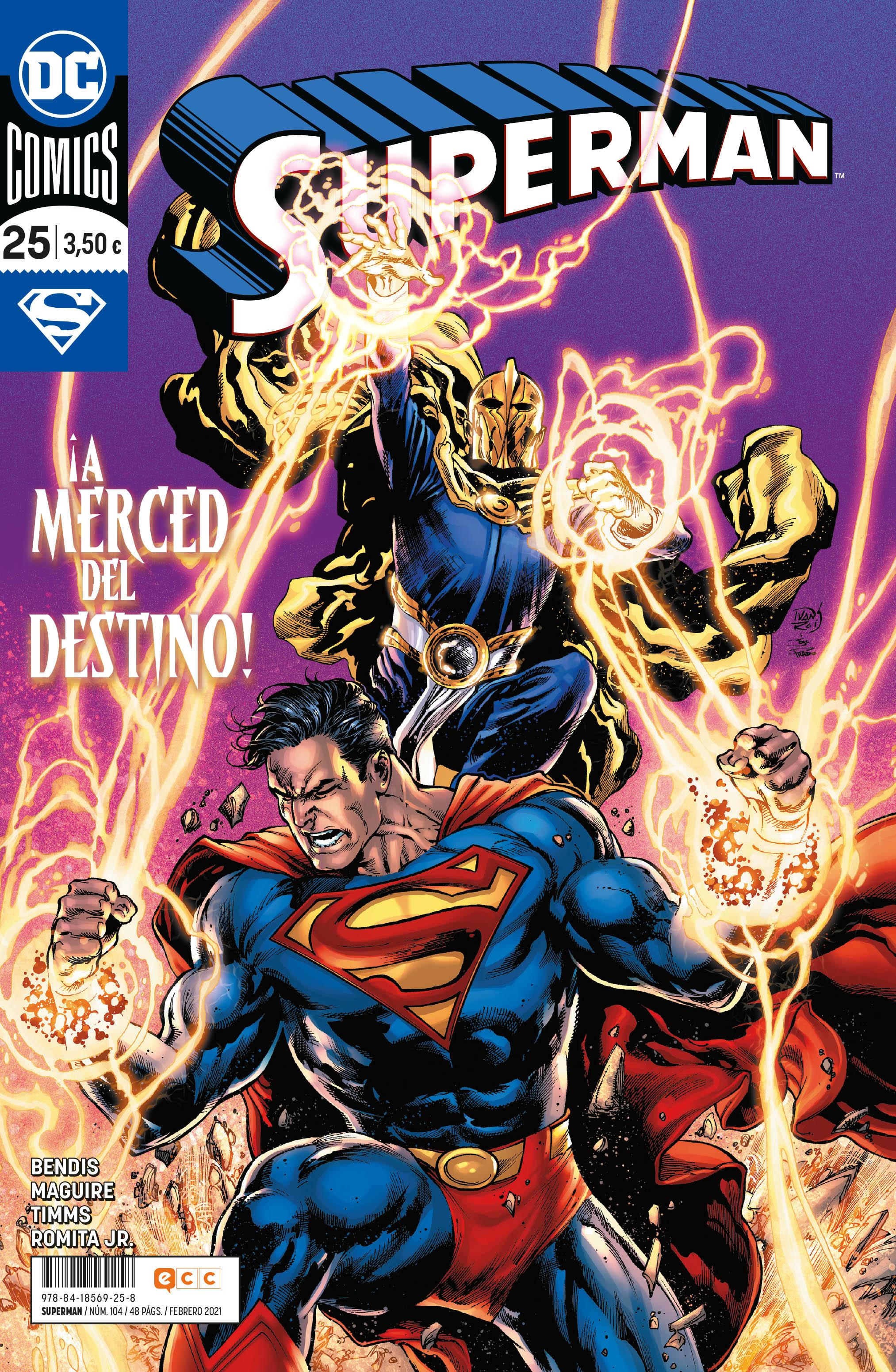 Superman núm. 104/25