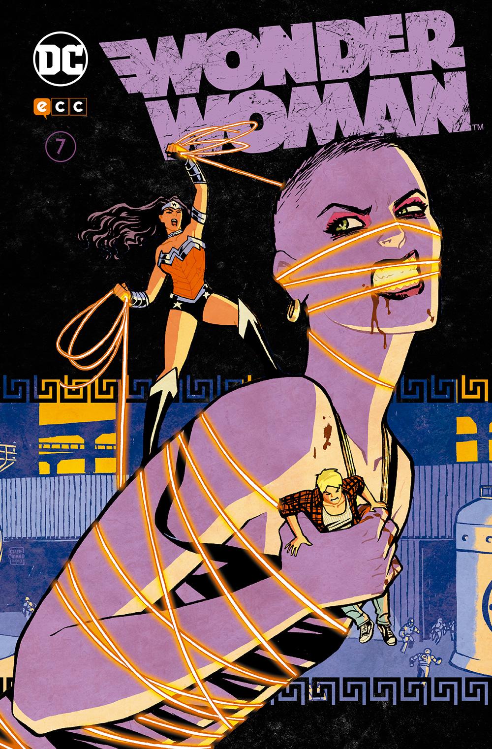 Wonder Woman: Coleccionable semanal núm. 07