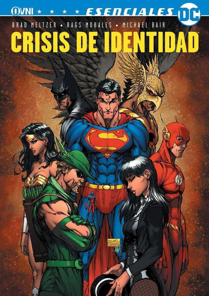 OVNIPRESS - DC - ESENCIALES DC: CRISIS DE IDENTIDAD