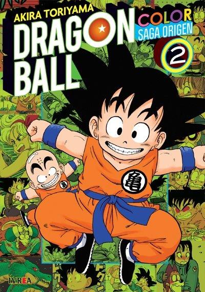 DRAGON BALL COLOR: SAGA ORIGEN 02