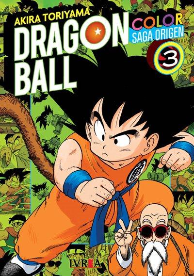 DRAGON BALL COLOR: SAGA ORIGEN 03