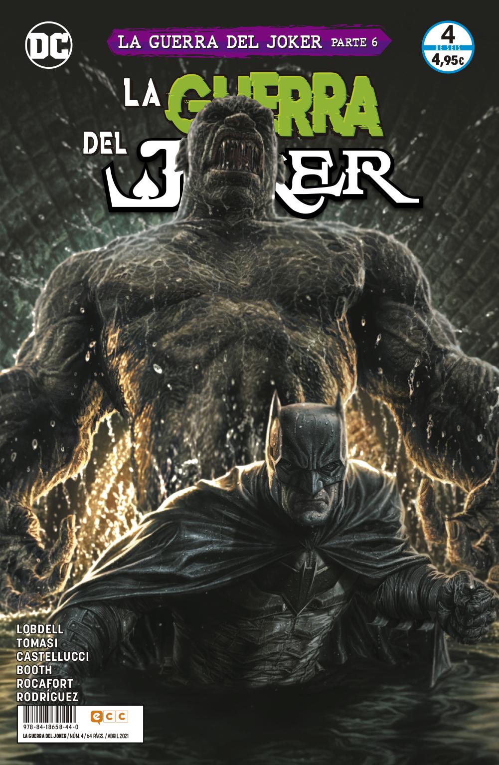 La guerra del Joker núm. 4 de 6