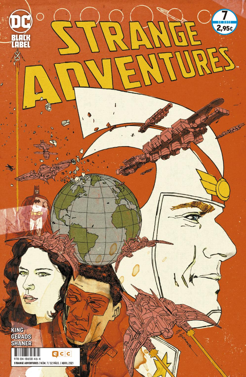 Strange Adventures núm. 7 de 12