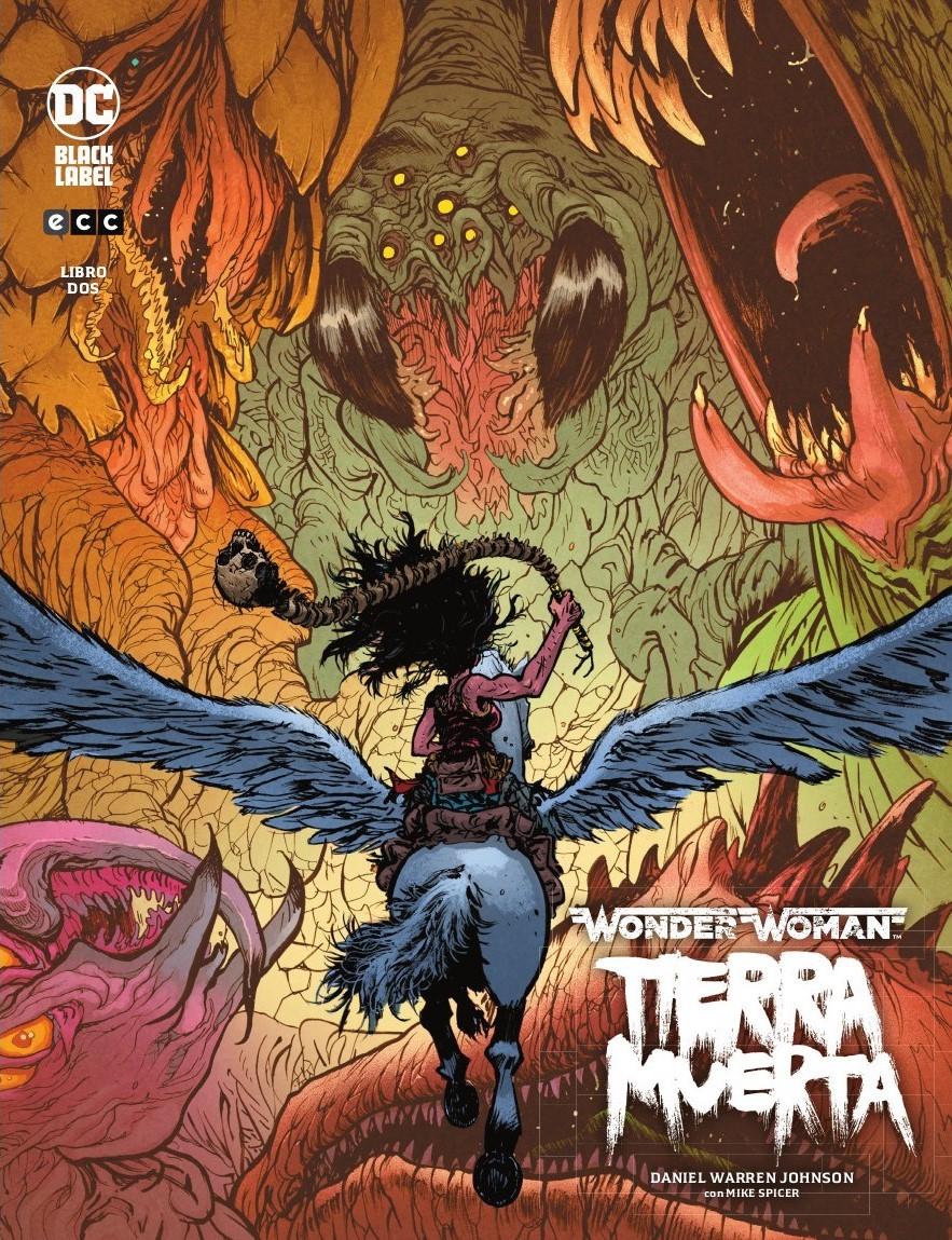 SEGUNDA MANO Wonder Woman: Tierra muerta vol. 2 de 2