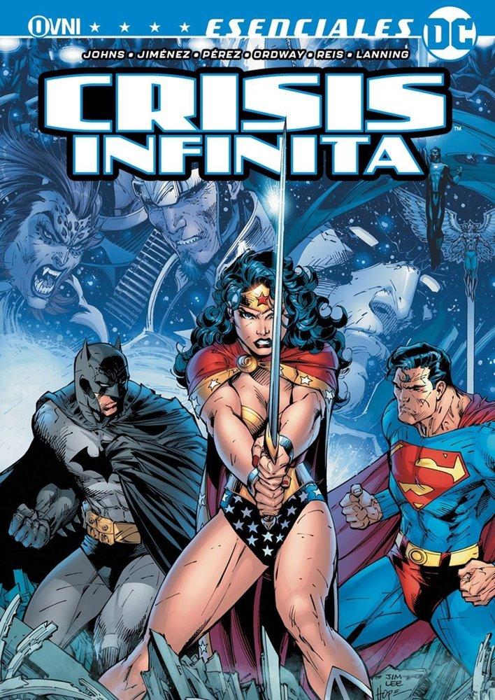 OVNIPRESS - DC: CRISIS INFINITA