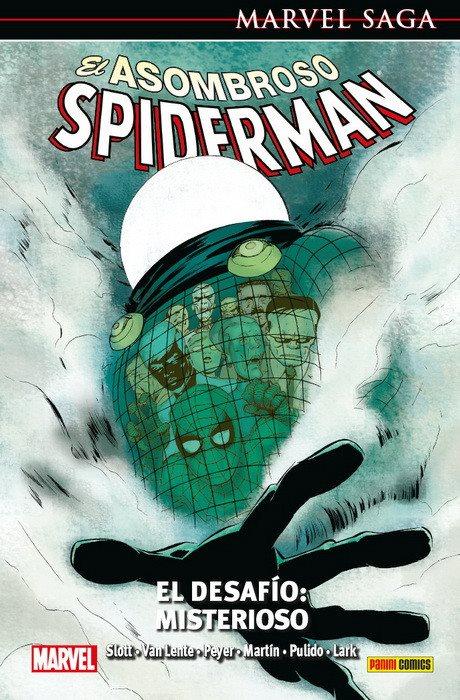 Marvel Saga spiderman 26