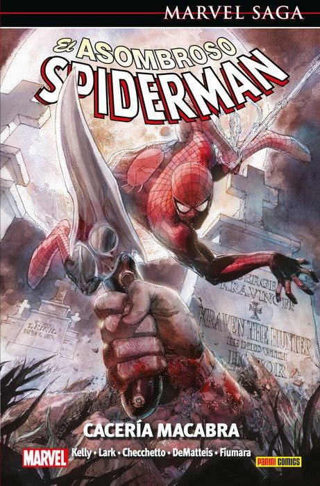 Marvel Saga spiderman 28