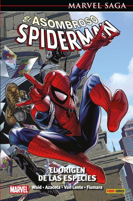 Marvel Saga spiderman 30