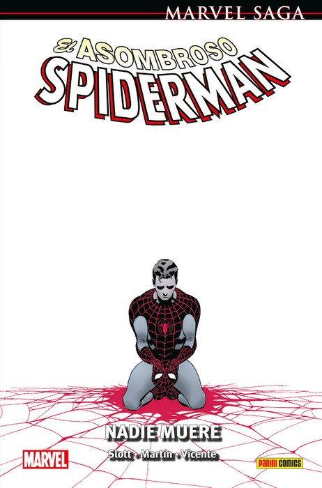 Marvel Saga spiderman 32