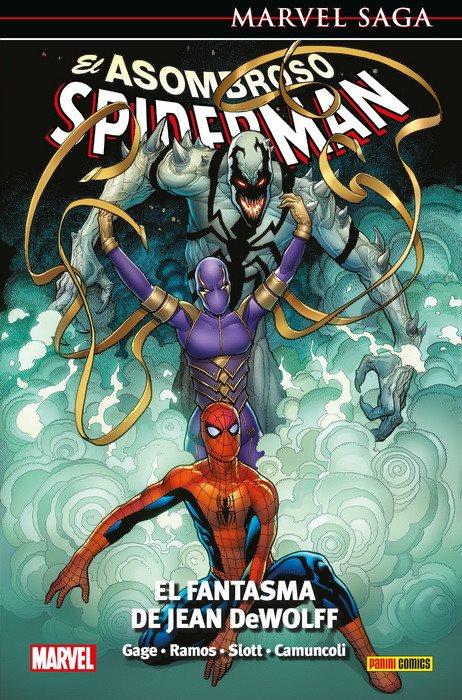 Marvel Saga spiderman 33