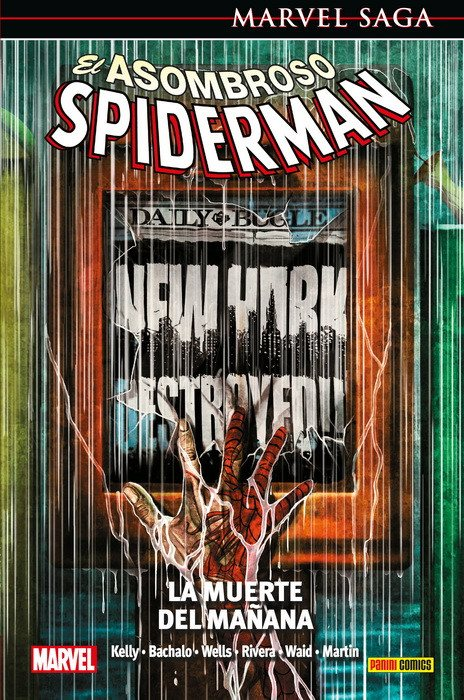 Marvel Saga spiderman 35