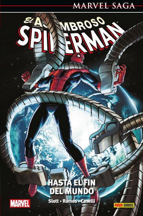 Marvel Saga spiderman 36