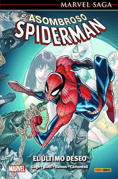 Marvel Saga spiderman 38