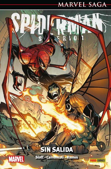 Marvel Saga spiderman 41