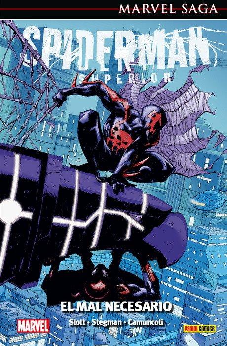 Marvel Saga spiderman 42