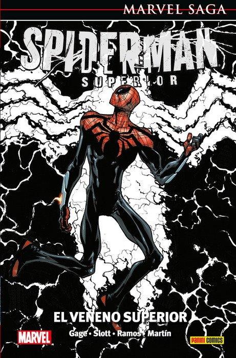 Marvel Saga spiderman 43