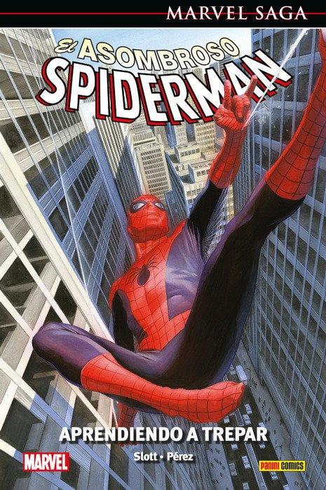 Marvel Saga spiderman 45