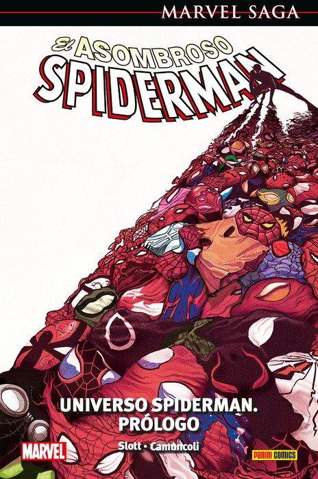 Marvel Saga spiderman 47