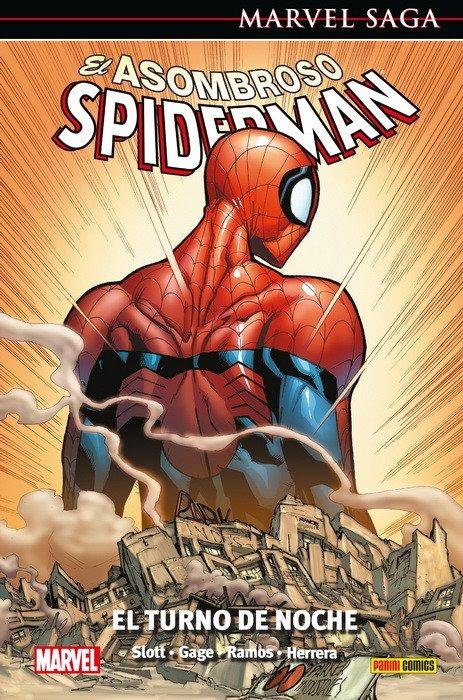 Marvel Saga spiderman 49