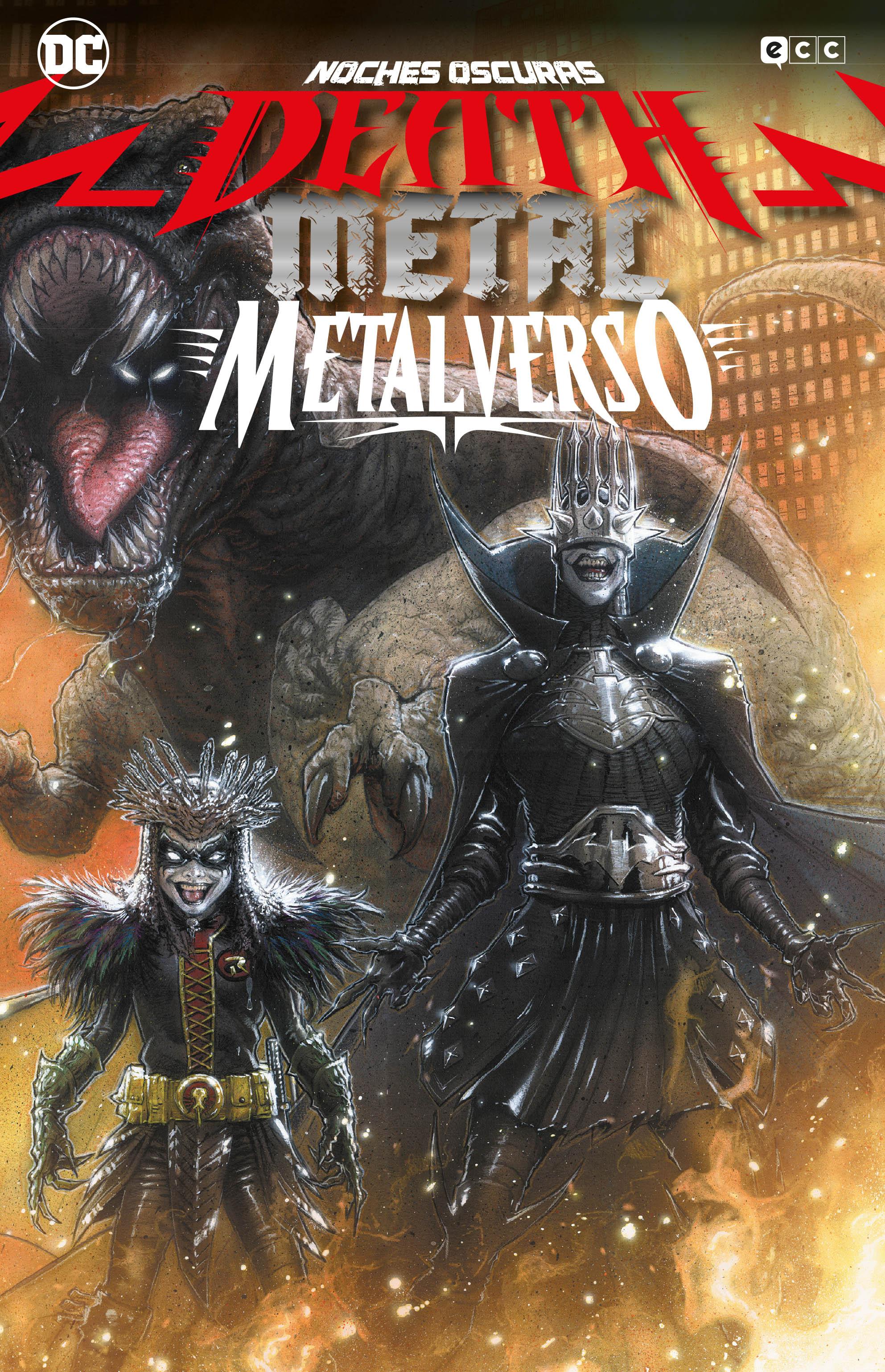 Death Metal: Metalverso núm. 1 de 6
