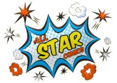 All Star Comics - Tienda