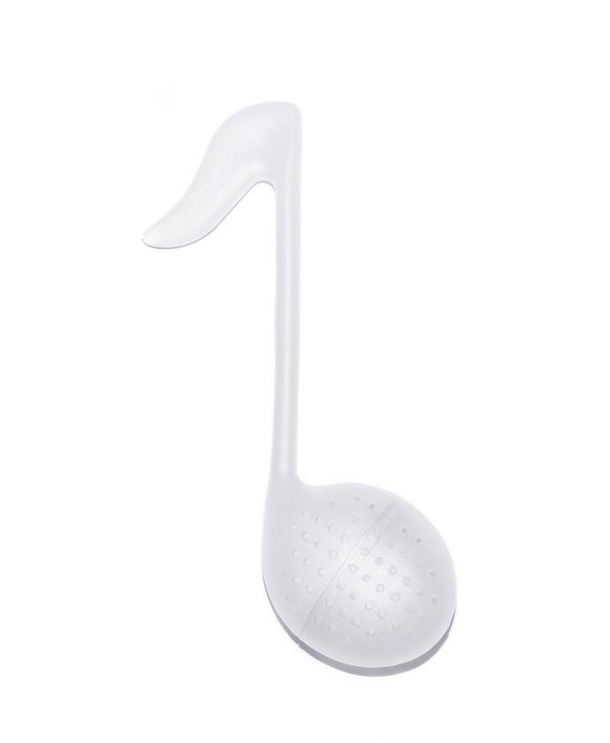 Infusor de té - nota musical (Corchea)