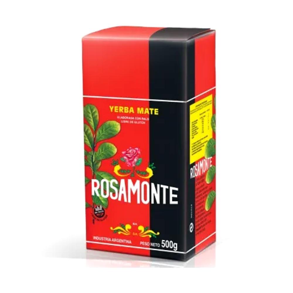 Yerba Mate Rosamonte | Tradicional con palo 500 gr