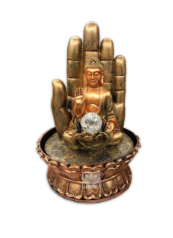 Pileta de Agua Mano y  Buda  16