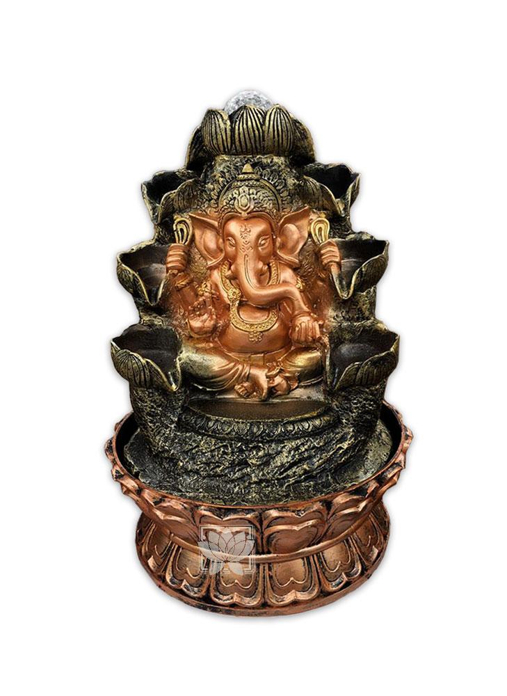 Pileta de Agua Diosa Ganesh 15