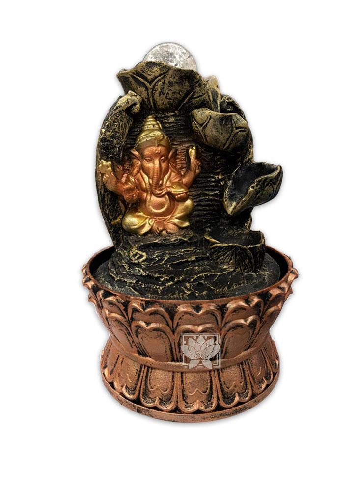 Pileta de Agua Ganesh Pequeño 10