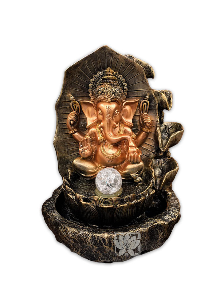 Pileta de Agua Ganesh 15