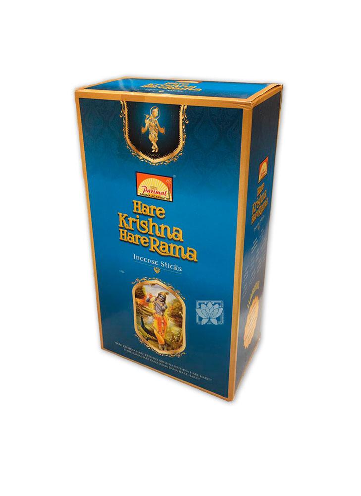 Incienso Parimal Hare Krishna  Hare Rama  17gr