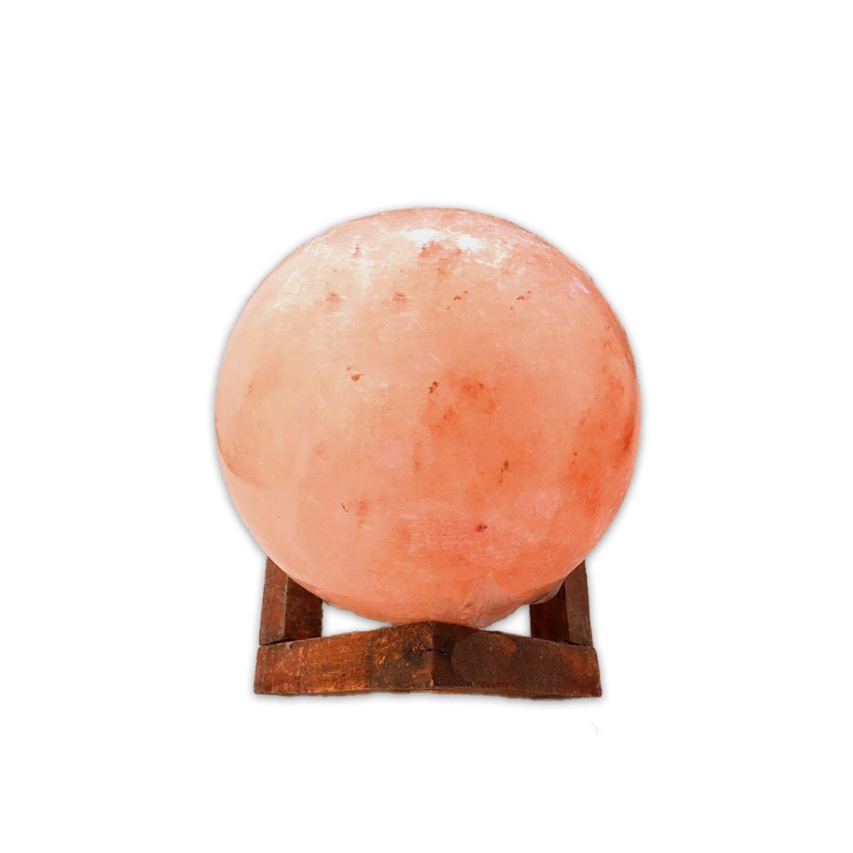 Lampara de Sal Esfera 7