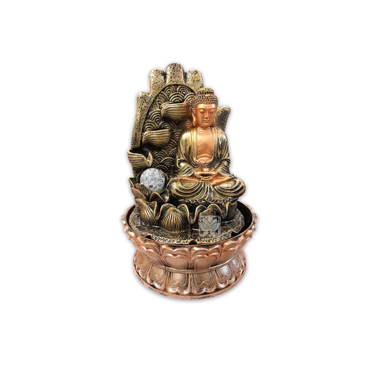 Pileta de Agua Budha  16