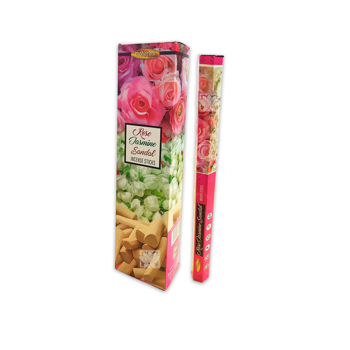Inciensos Premium   Flora Mix  16