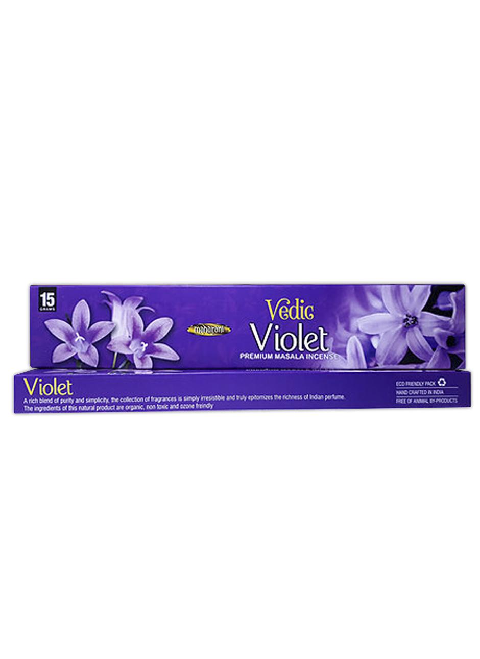 Incienso Vedic Violeta