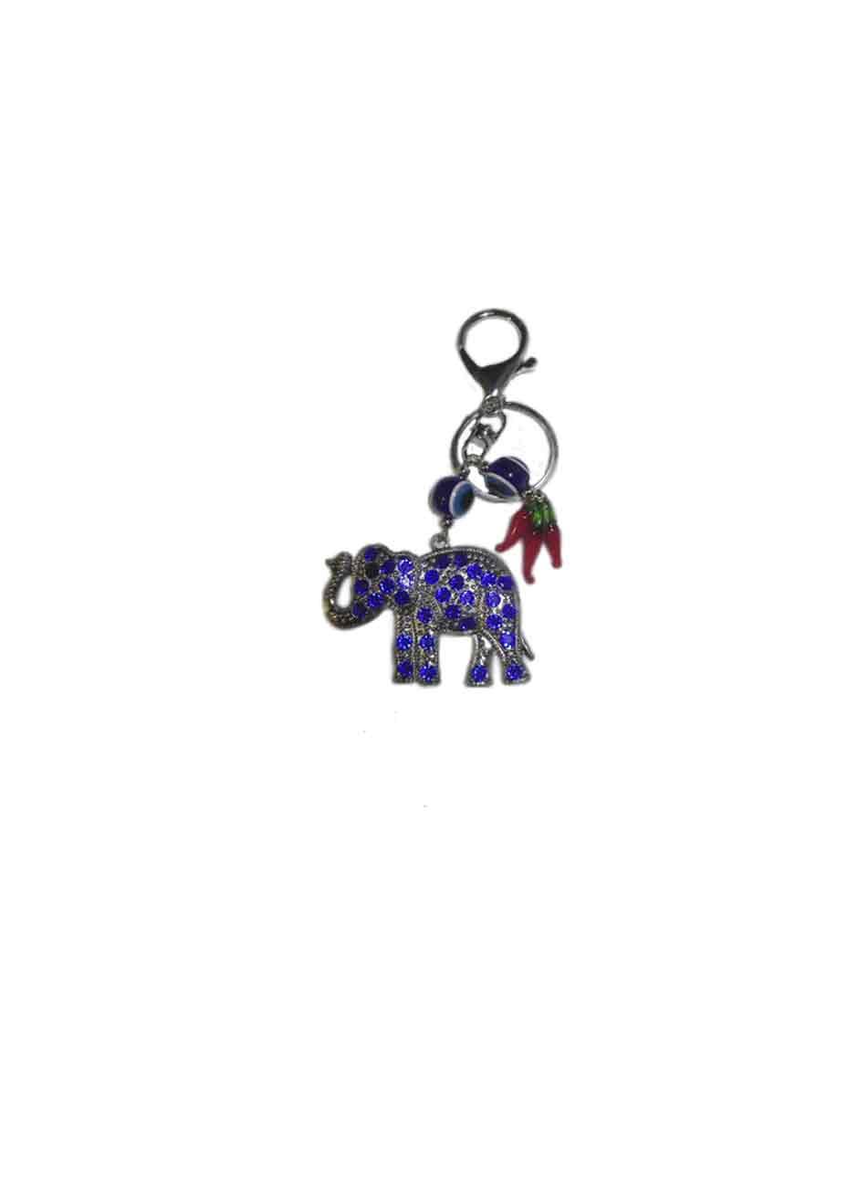 Llavero Tercer Ojo con Elefante