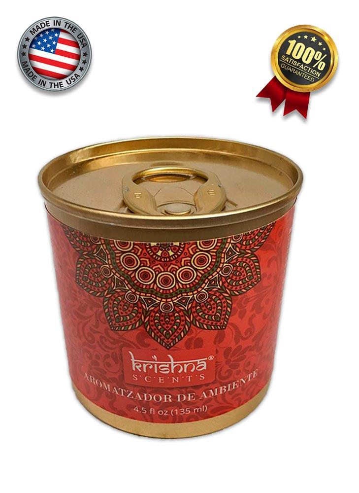 Aromatizador en Lata Krishna Manzana Canela 135ML