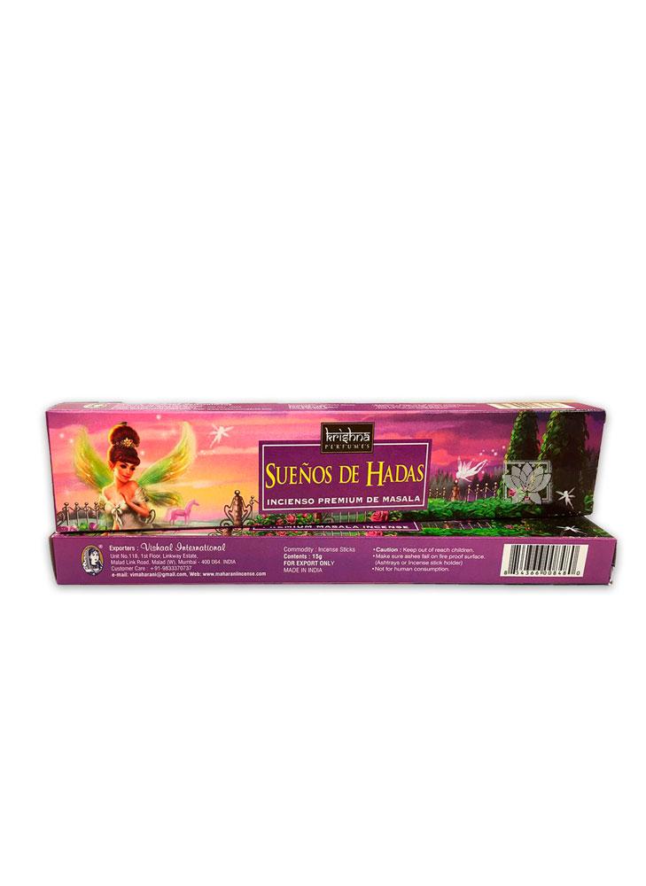 Incienso Krishna Premium Sueño de Hadas