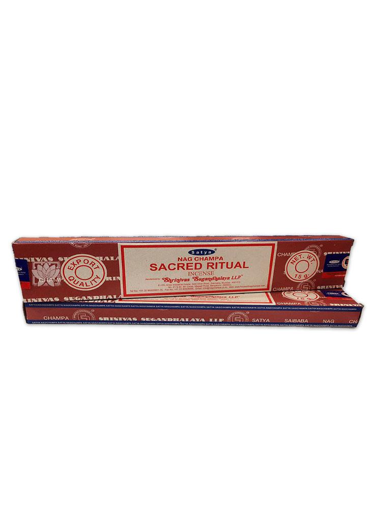 Incienso Satya Ritual Sagrado 15 gr