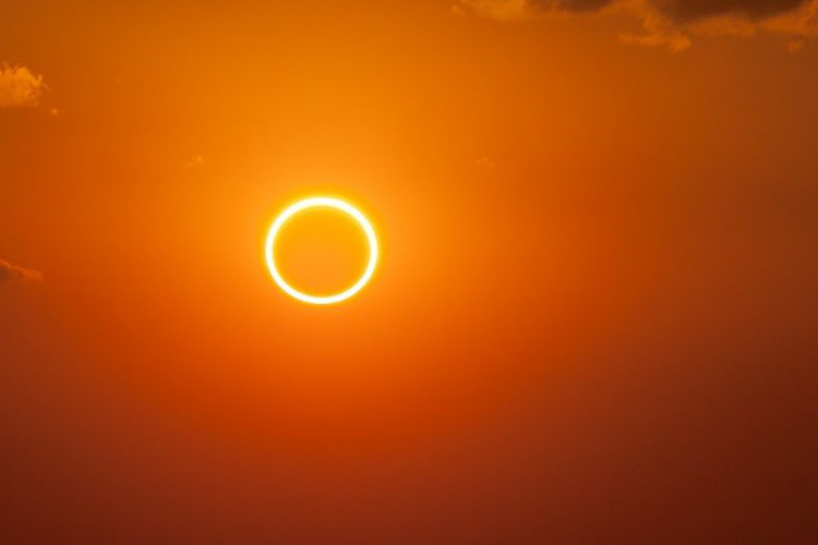 Eclipse Solar | Andes Photo