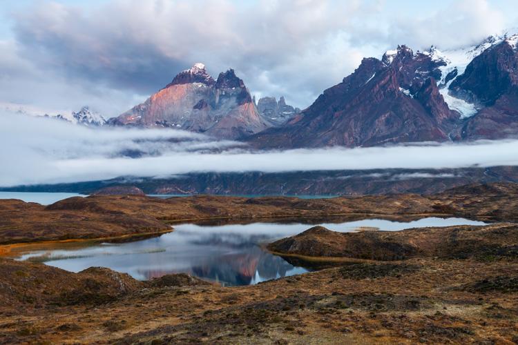 Alejandro Blanco  |  Torres del Paine